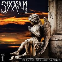 Cover Sixx:A.M. - Prayers For The Damned