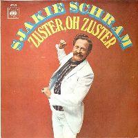 Cover Sjakie Schram - Zuster, oh zuster