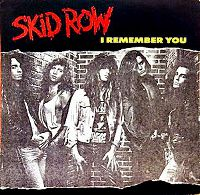 Cover Skid Row - I Remember You