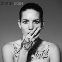 Cover Skylar Grey - Words