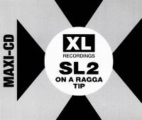 Cover SL2 - On A Ragga Tip
