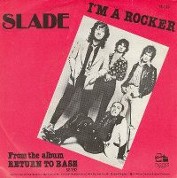 Cover Slade - I'm A Rocker