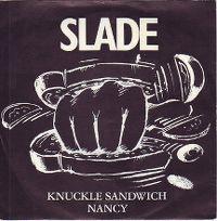 Cover Slade - Knuckle Sandwich Nancy
