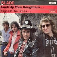 Cover Slade - Lock Up Your Daughters