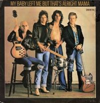 Cover Slade - My Baby Left Me / That's Alright Mama