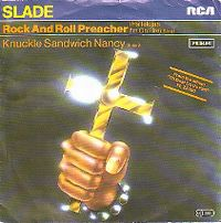 Cover Slade - Rock And Roll Preacher