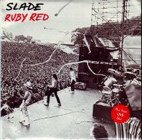 Cover Slade - Ruby Red