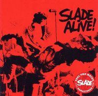 Cover Slade - Slade Alive!