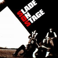 Cover Slade - Slade On Stage
