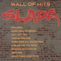 Cover Slade - Wall Of Hits