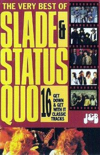 Cover Slade / Status Quo - The Very Best Of Slade & Status Quo