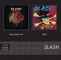 Cover Slash - Apocalyptic Love / Slash