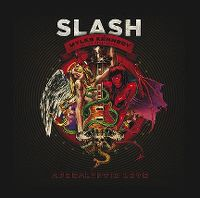 Cover Slash feat. Myles Kennedy & The Conspirators - Apocalyptic Love