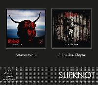 Cover Slipknot - Antennas To Hell / .5: The Grey Chapter