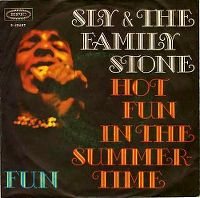 Cover Sly & The Family Stone - Hot Fun In The Summertime