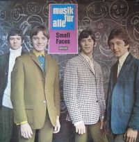Cover Small Faces - From The Beginning