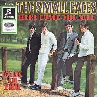 Cover Small Faces - Here Comes The Nice