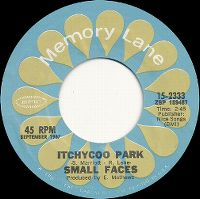 Cover Small Faces - Itchycoo Park