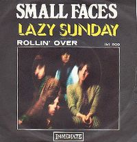 Cover Small Faces - Lazy Sunday