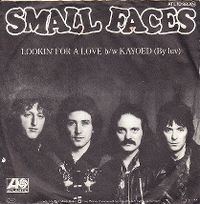Cover Small Faces - Lookin' For A Love