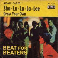 Cover Small Faces - Sha-La-La-La-Lee