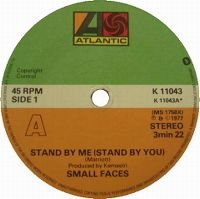 Cover Small Faces - Stand By Me (Stand By You)