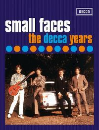Cover Small Faces - The Decca Years