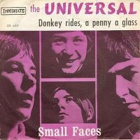 Cover Small Faces - The Universal