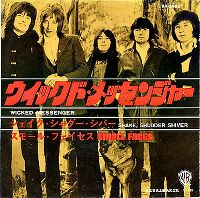 Cover Small Faces - Wicked Messenger