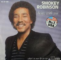 Cover Smokey Robinson - Being With You