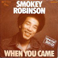 Cover Smokey Robinson - When You Came