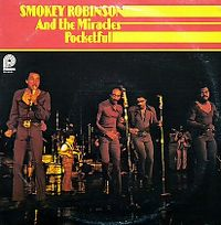 Cover Smokey Robinson & The Miracles - A Pocket Full Of Miracles