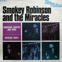 Cover Smokey Robinson & The Miracles - Abraham, Martin And John