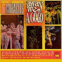 Cover Smokey Robinson & The Miracles - Away We A Go Go
