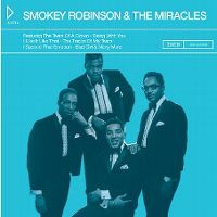 Cover Smokey Robinson & The Miracles - Icons