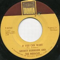 Cover Smokey Robinson & The Miracles - If You Can Want