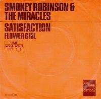 Cover Smokey Robinson & The Miracles - Satisfaction