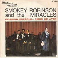 Cover Smokey Robinson & The Miracles - Special Occasion