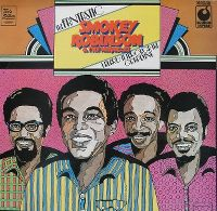 Cover Smokey Robinson & The Miracles - The Fantastic Smokey Robinson & The Miracles - I Heard It Through The Grapevine