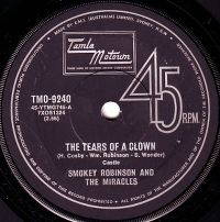 Cover Smokey Robinson & The Miracles - The Tears Of A Clown