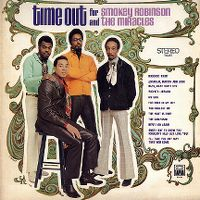Cover Smokey Robinson & The Miracles - Time Out For Smokey Robinson & The Miracles