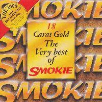 Cover Smokie - 18 Carat Gold - The Very Best Of Smokie