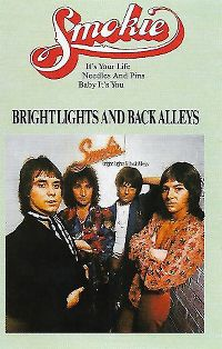 Cover Smokie - Bright Lights & Back Alleys