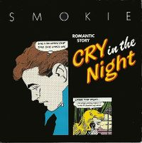 Cover Smokie - Cry In The Night