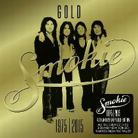 Cover Smokie - Gold - 1975 | 2015 - 40th Anniversary Gold-Edition