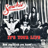 Cover Smokie - It's Your Life