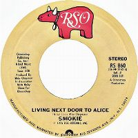 Cover Smokie - Living Next Door To Alice