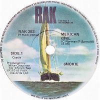 Cover Smokie - Mexican Girl