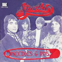 Cover Smokie - Needles And Pins