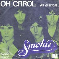 Cover Smokie - Oh Carol